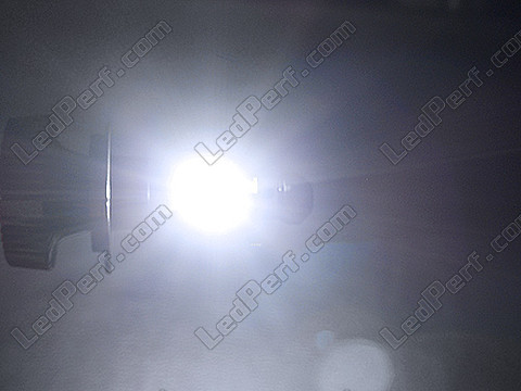 Led Abblendlicht LED Renault Wind Roadster Tuning