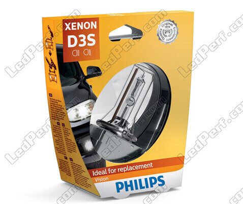 Array Xenon D3S Philips Vision 4400K