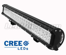LED-Light-Bar CREE Zweireihig 144 W 10100 Lumen für 4 x 4 - LKW – Traktor