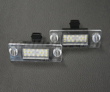 Pack mit 2 LED-Modulen hinteres Typenschild VW Audi Seat Skoda ( Typ 5 )