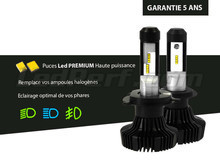 LED Lampen-Kit für Citroen Berlingo III - Hochleistung