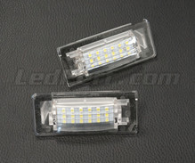 Pack mit 2 LED-Modulen hinteres Typenschild VW Audi Seat Skoda ( Typ 7 )