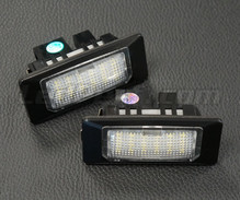 Pack mit 2 LED-Modulen hinteres Typenschild VW Audi Seat Skoda ( Typ 9 )