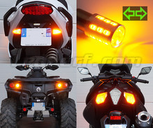 LED-Heckblinker-Pack für Can-Am Outlander Max 650 G1 (2006 - 2009)