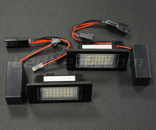 Pack mit 2 LED-Modulen hinteres Typenschild VW Audi Seat Skoda ( Typ 8 )