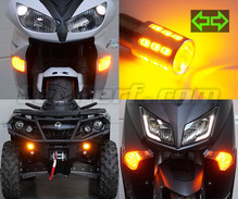 LED-Frontblinker-Pack für Kymco Agility RS 50