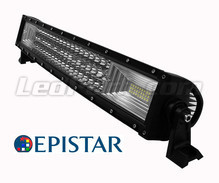 LED-Light-Bar Gebogen Combo 120 W 9600 Lumen 512 mm