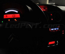 LED-Kit Armaturenbrett für Citroen C2 Phase 2