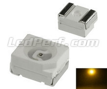 10 LEDs SMD TL - orange - 140 mcd
