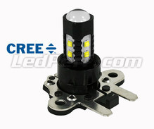 Lampe PH16W bis 10 LEDs CREE Hohe Leistung weiße - CAN-Bus OBD-fehlerfrei