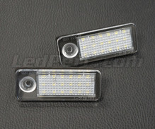 Pack mit 2 LED-Modulen hinteres Typenschild VW Audi Seat Skoda ( Typ 6 )